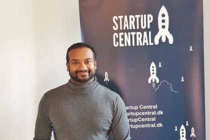 Anders, Startup Central Denmark