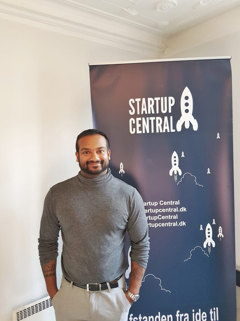 Anders, Startup Central